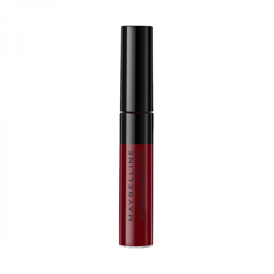 Sensational Liquid Matte Lipstick