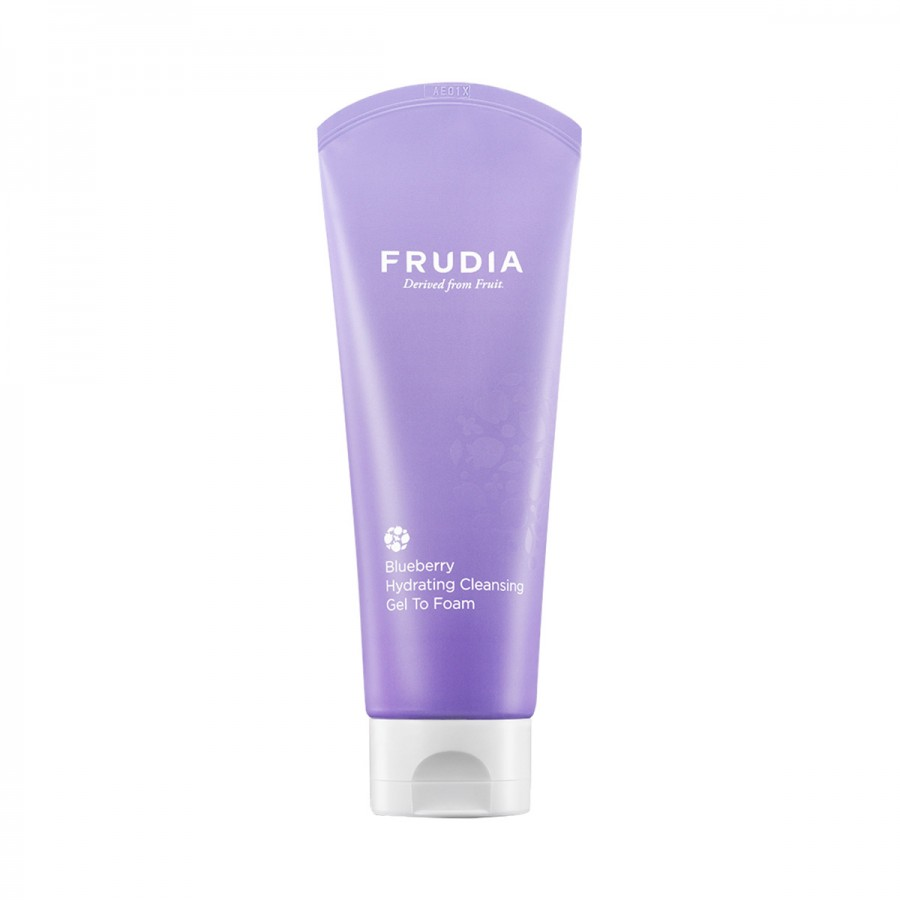 Blueberry Hydrating Cleansing Gel To Foam