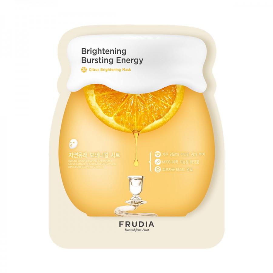 Citrus Brightening Mask