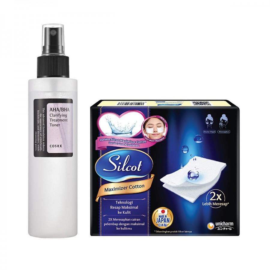 COSRX X Silcot - Perfect Skincare Sets