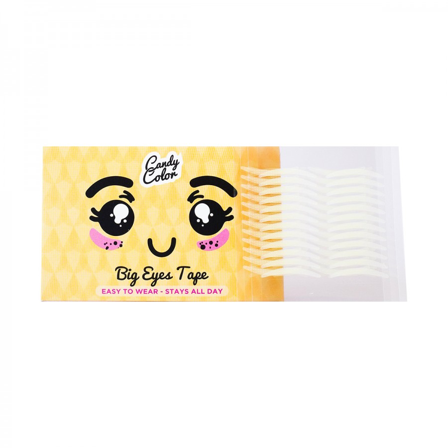 Candy Color Big Eye Tape