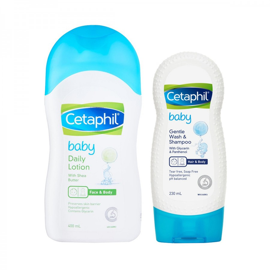 Cetaphil Baby Kit