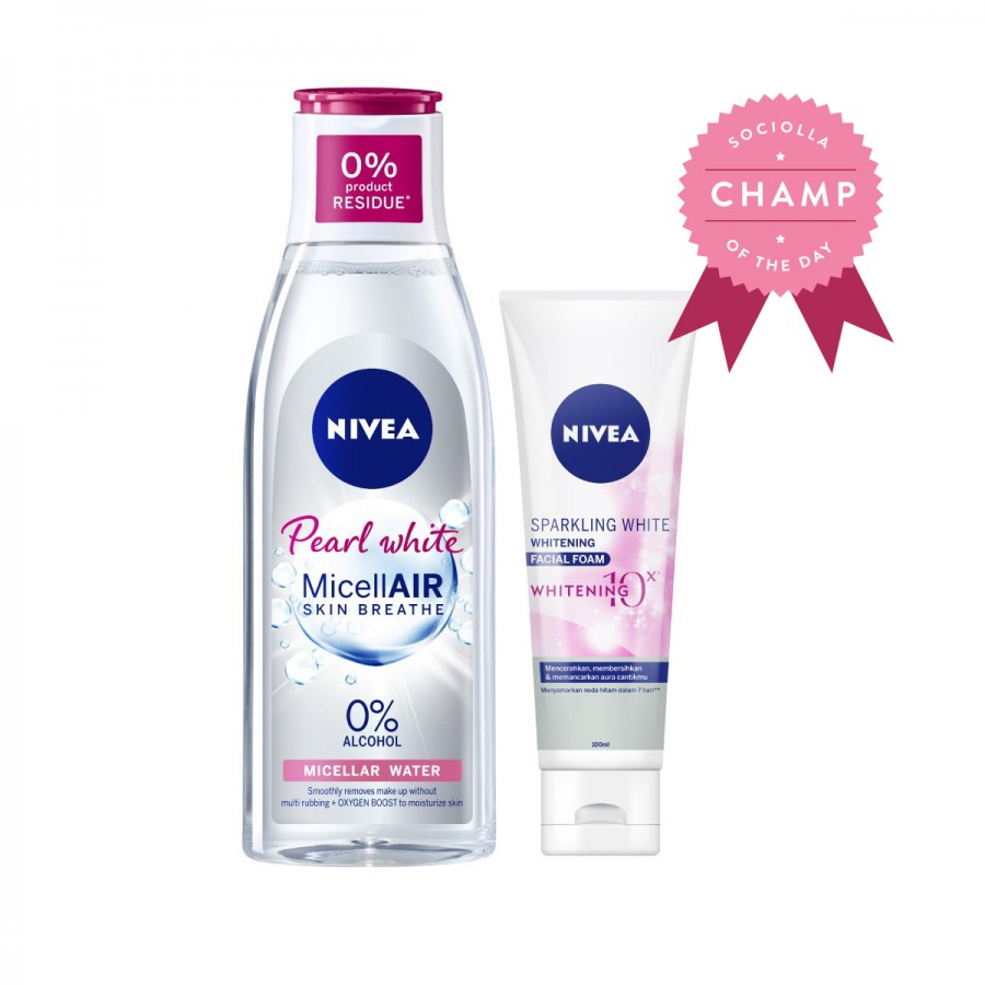 Nivea Pearly White Pack