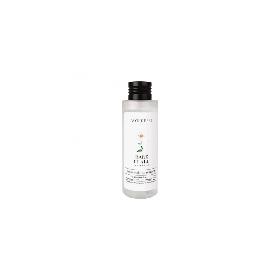 Facial Makeup Remover Bare it All