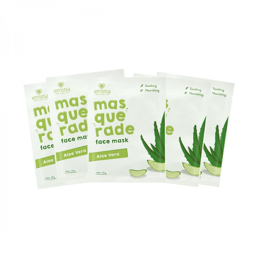 Masquerade Aloe Vera Sheetmask Bundle