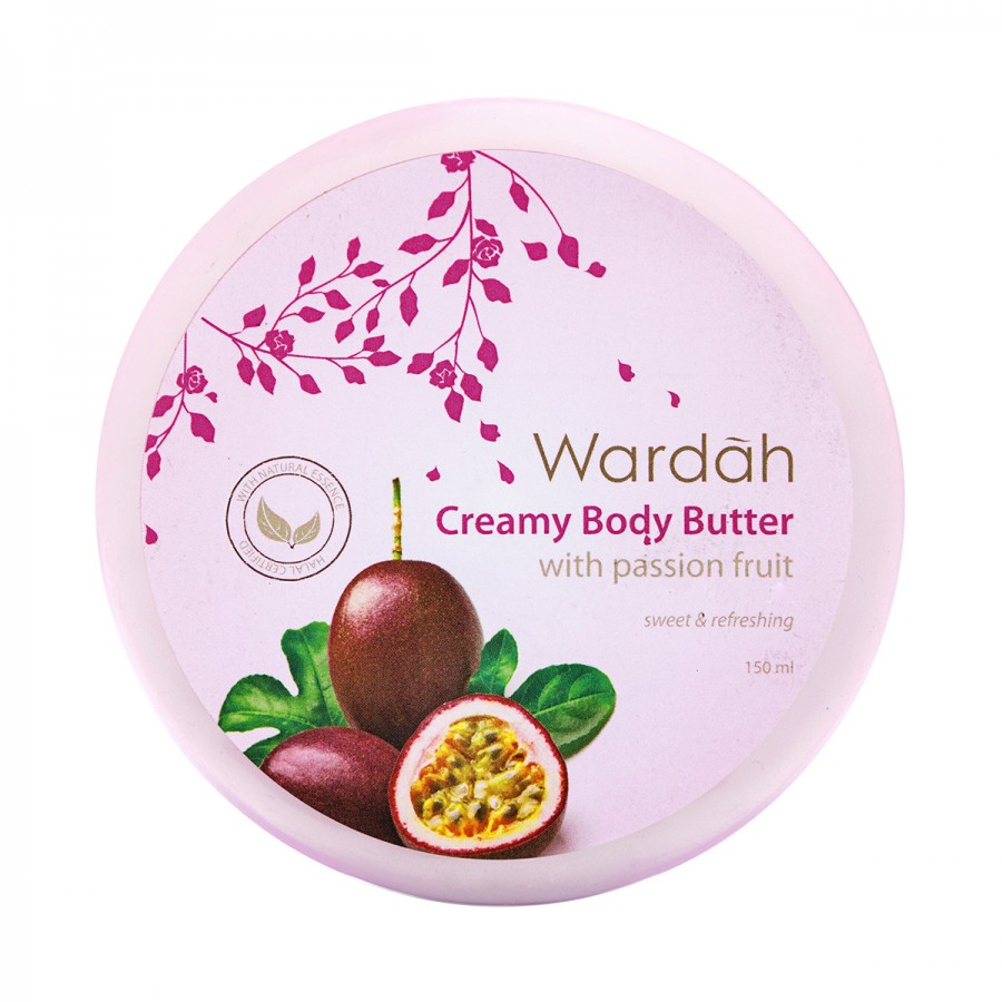 Creamy Body Butter with Passion Fruit