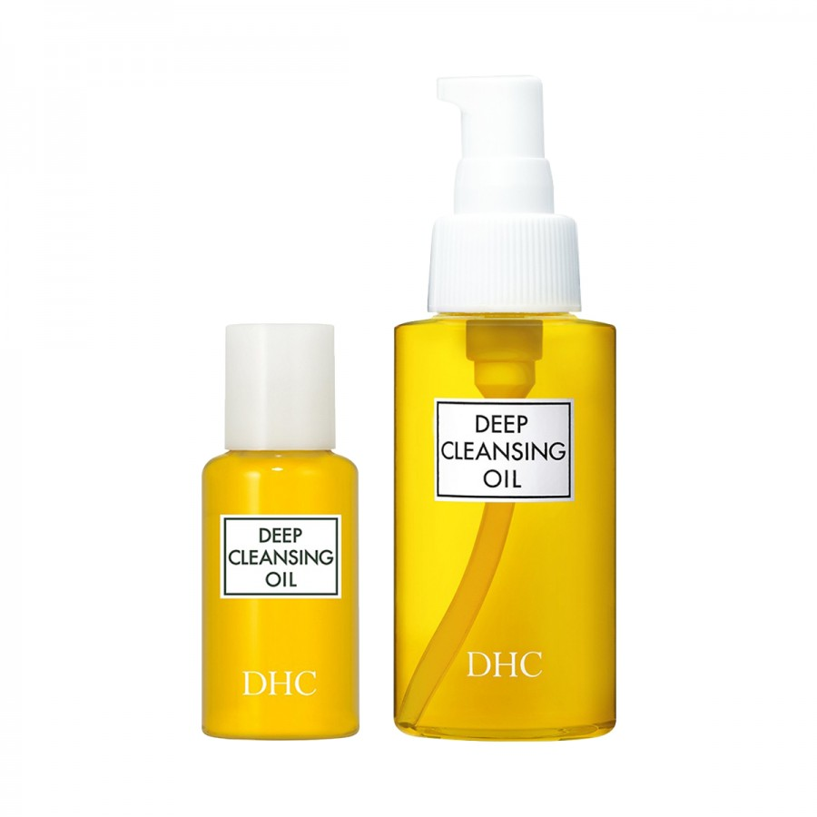 Deep Cleansing Oil - Double Pack