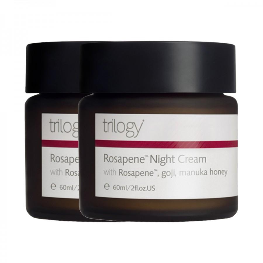 """Rosapeneâ""""¢ Night Cream Duo"""