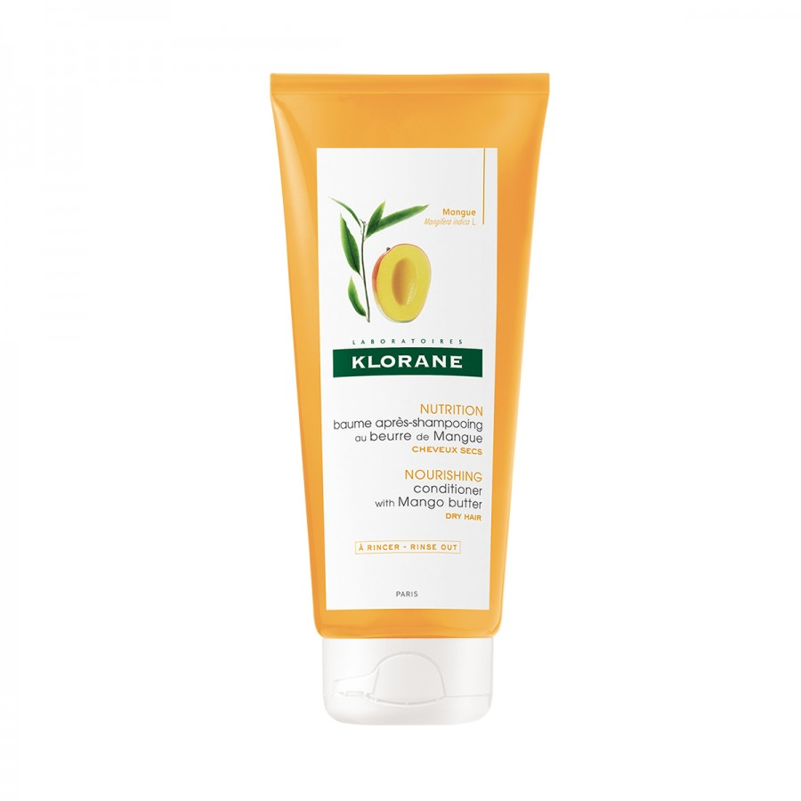 Nourishing Conditioner with Mango Butter