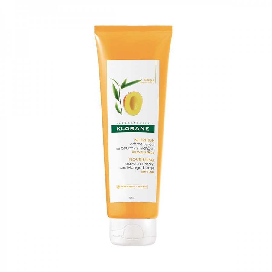 Nourishing Leave-in Cream with Mango Butter