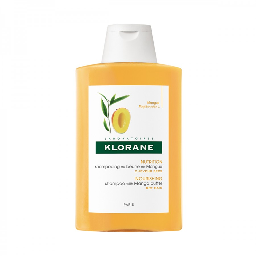 Nourishing Shampoo with Mango Butter