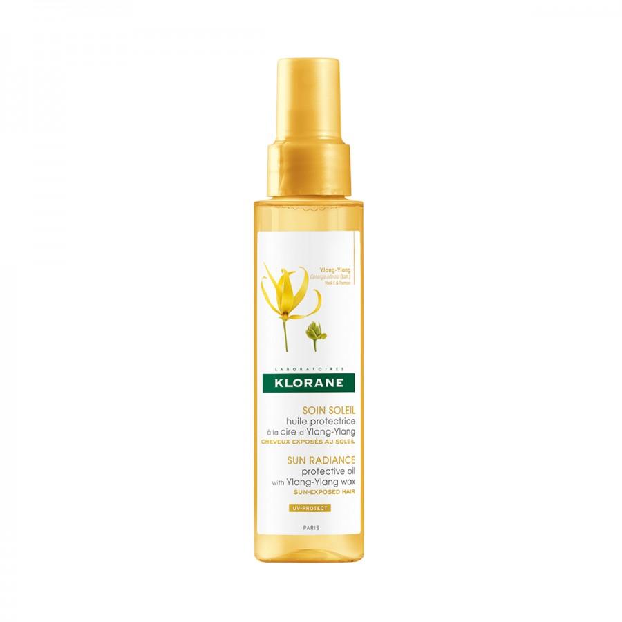 Sun Radiance Protective Oil With Ylang Ylang Wax