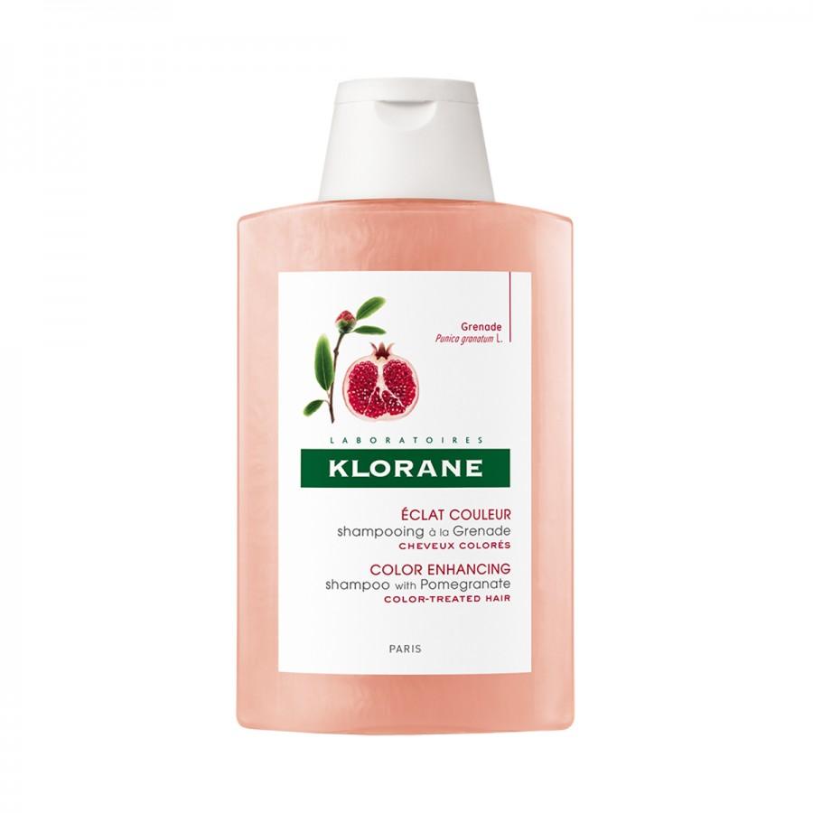 Color Enhancing Shampoo with Pomegranate