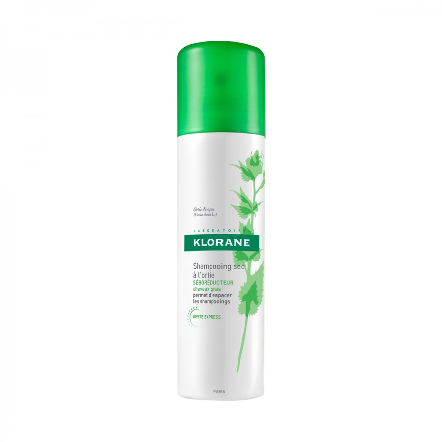 Dry Shampoo with Nettle Oil Control