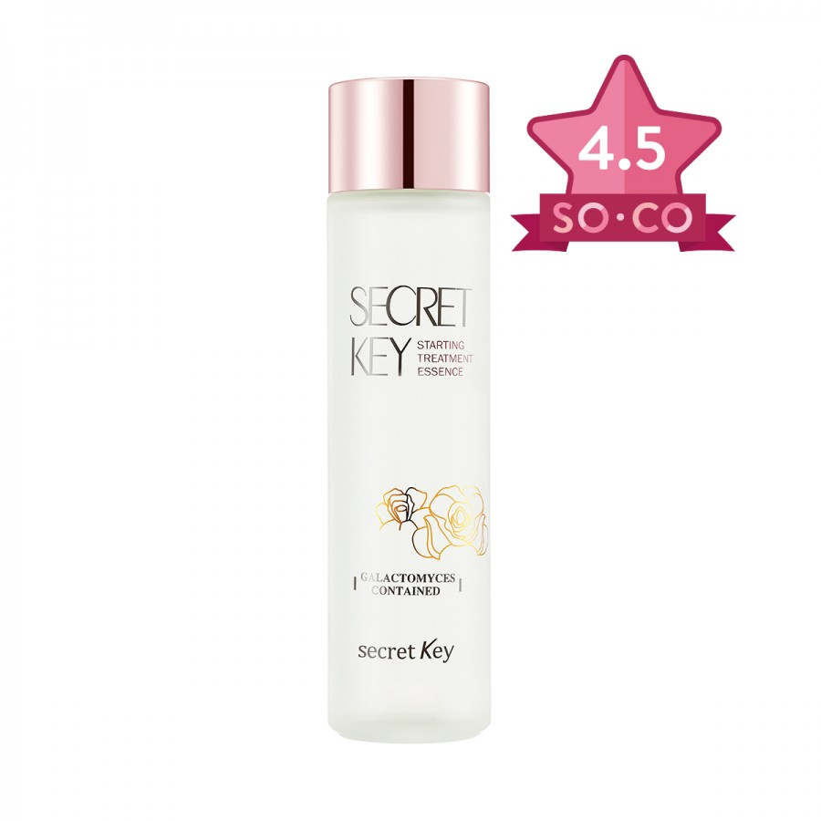 Starting Treatment Essence_Rose Edition
