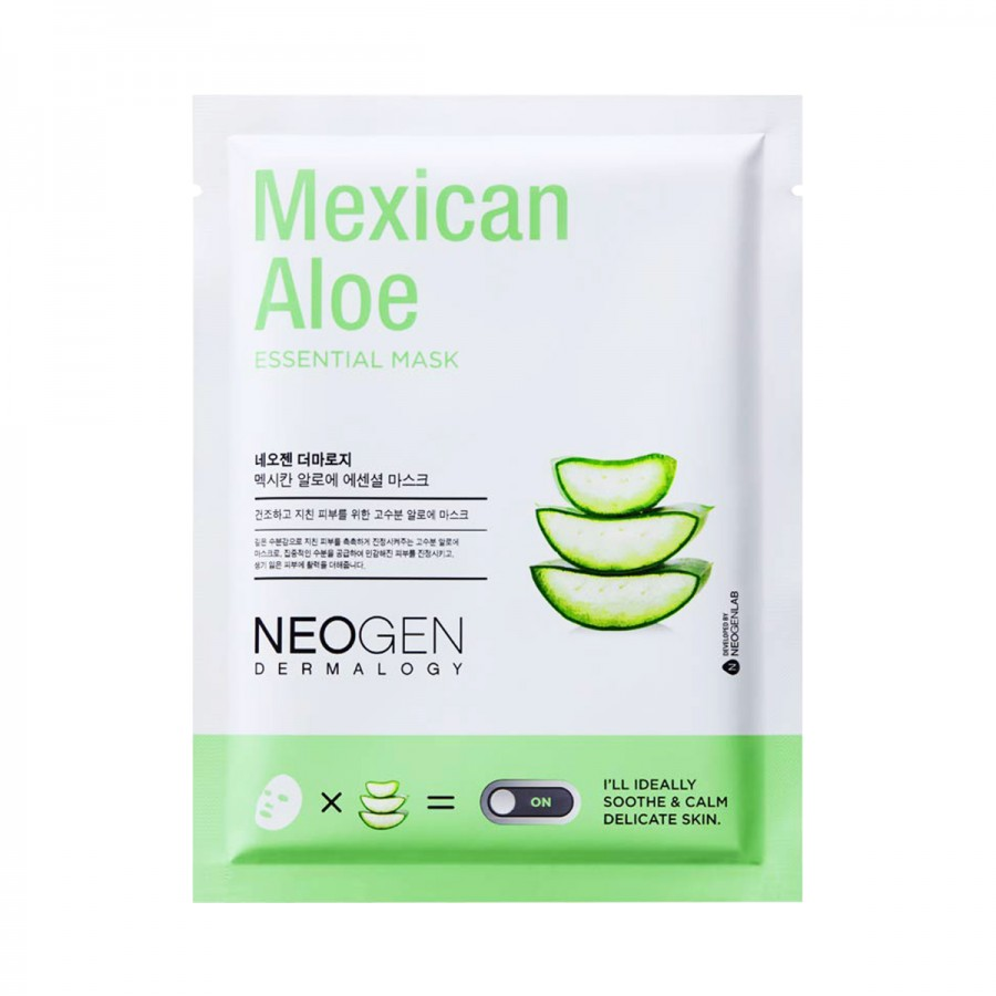 Essential Mask Mexican Aloe