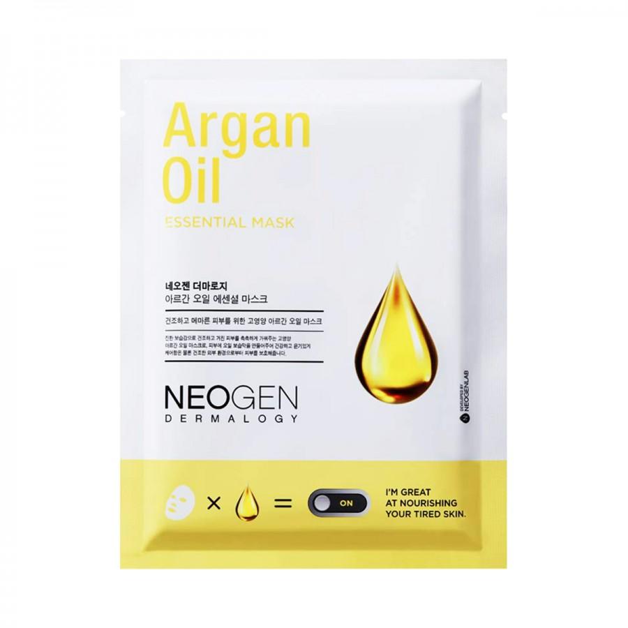 Essential Mask Argan Oil