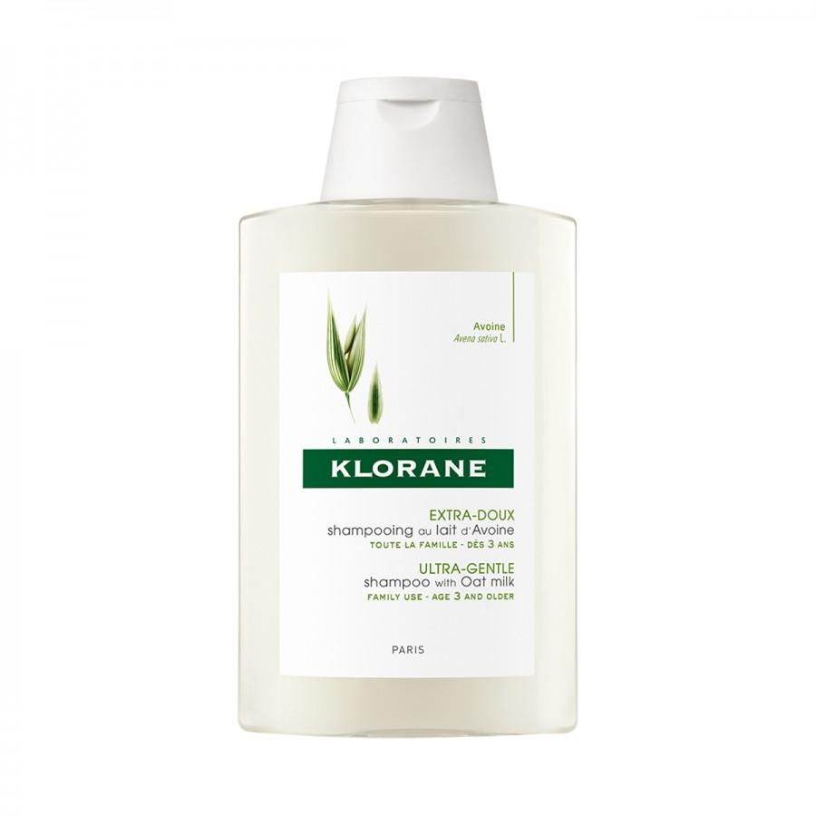 Ultra Gentle Shampoo with Oat Milk