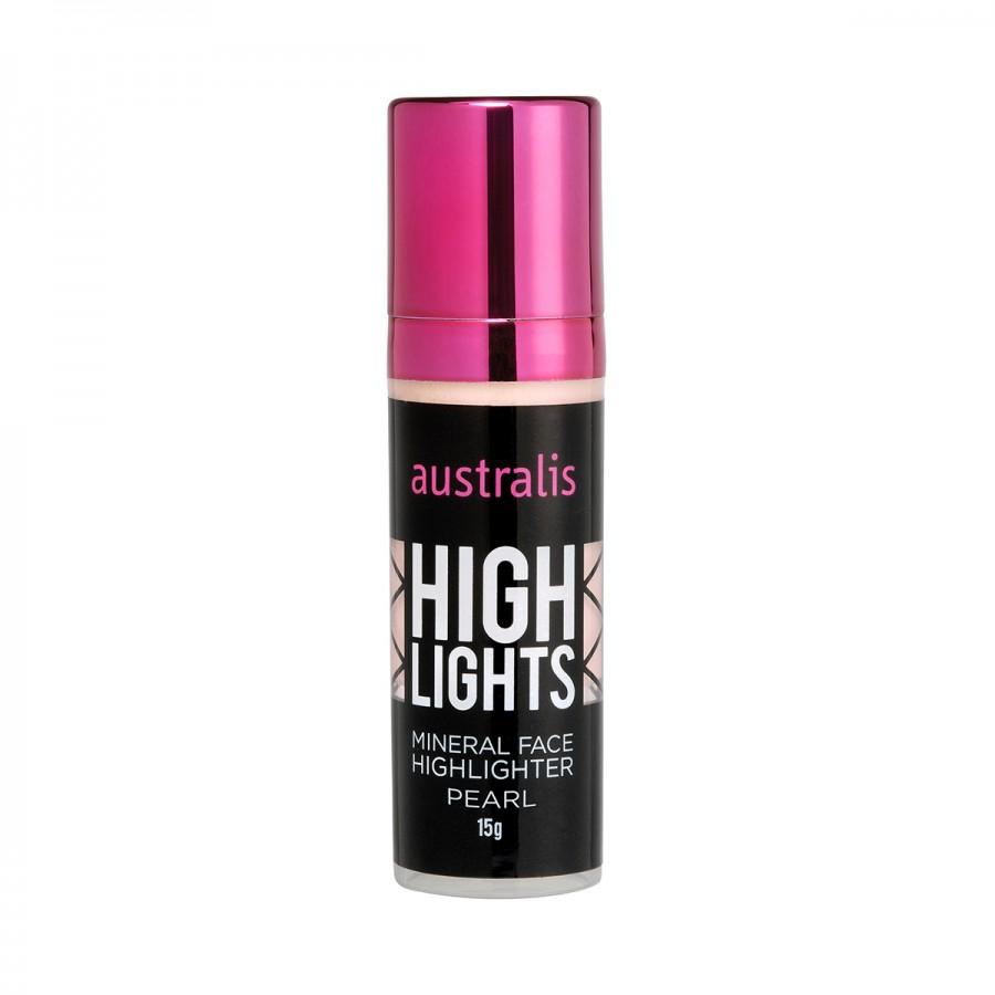 Highlights Mineral Face Liquid Highlighter