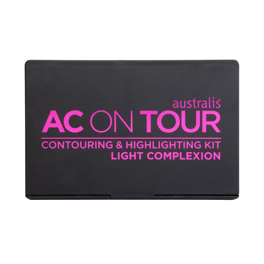 Ac On Tour Powder Contouring & Highlighting Palette