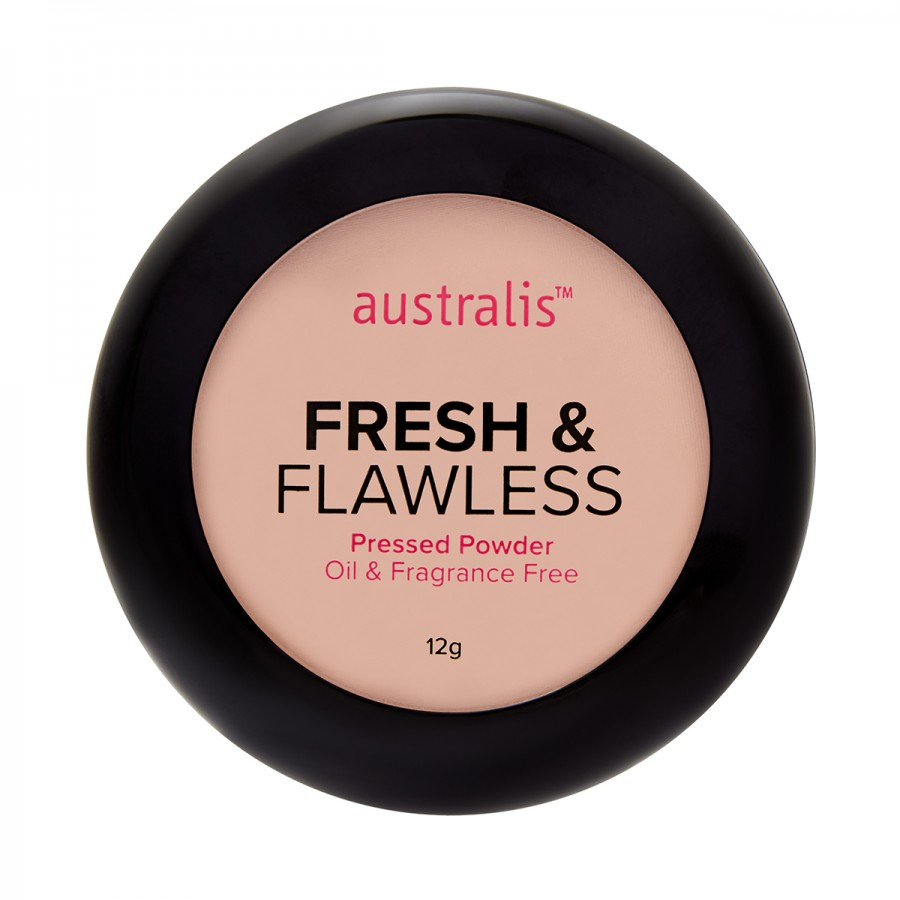 Fresh & Flawless Pressed Powder