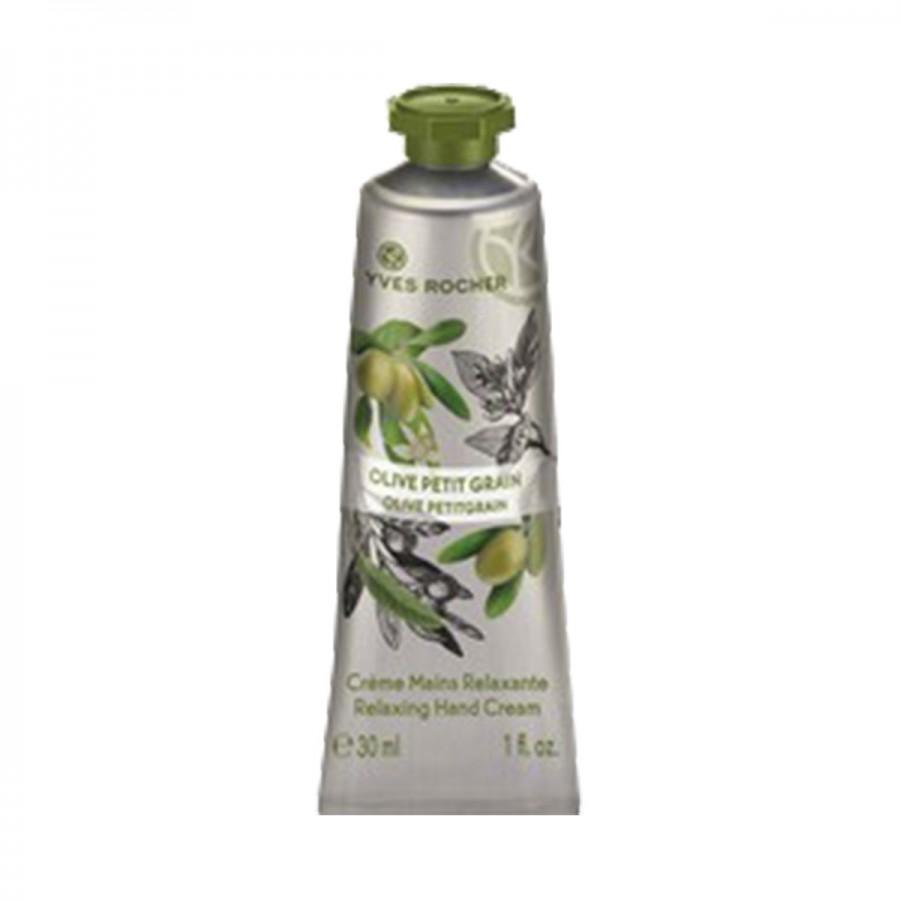 Hand Cream Olive Petitgrain