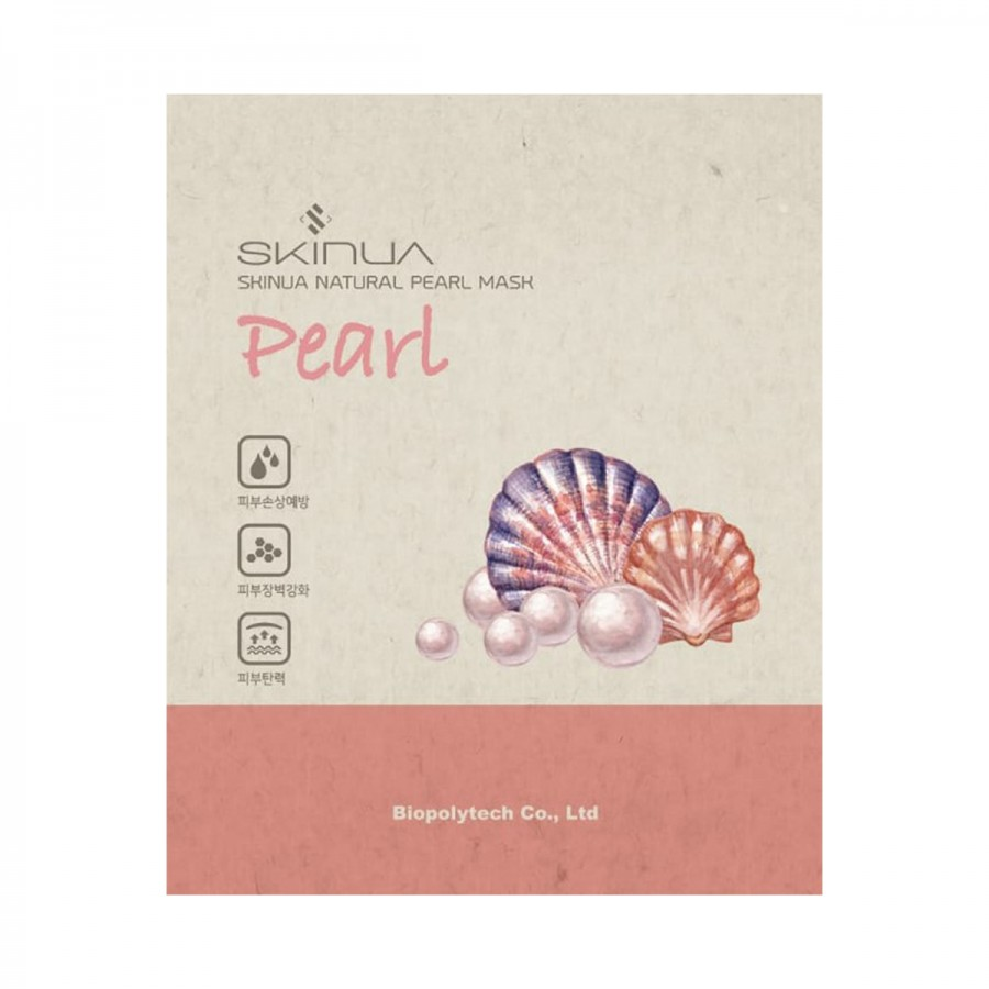 Natural Pearl Mask