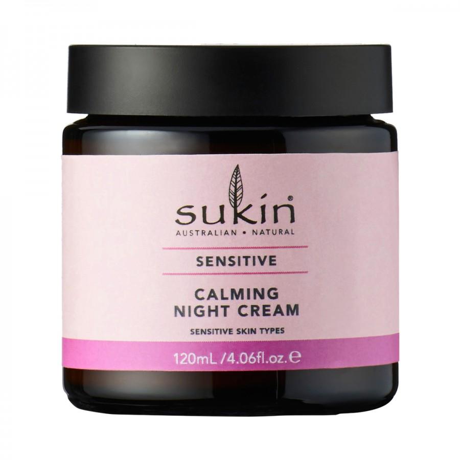 Sensitive Calming Night Cream