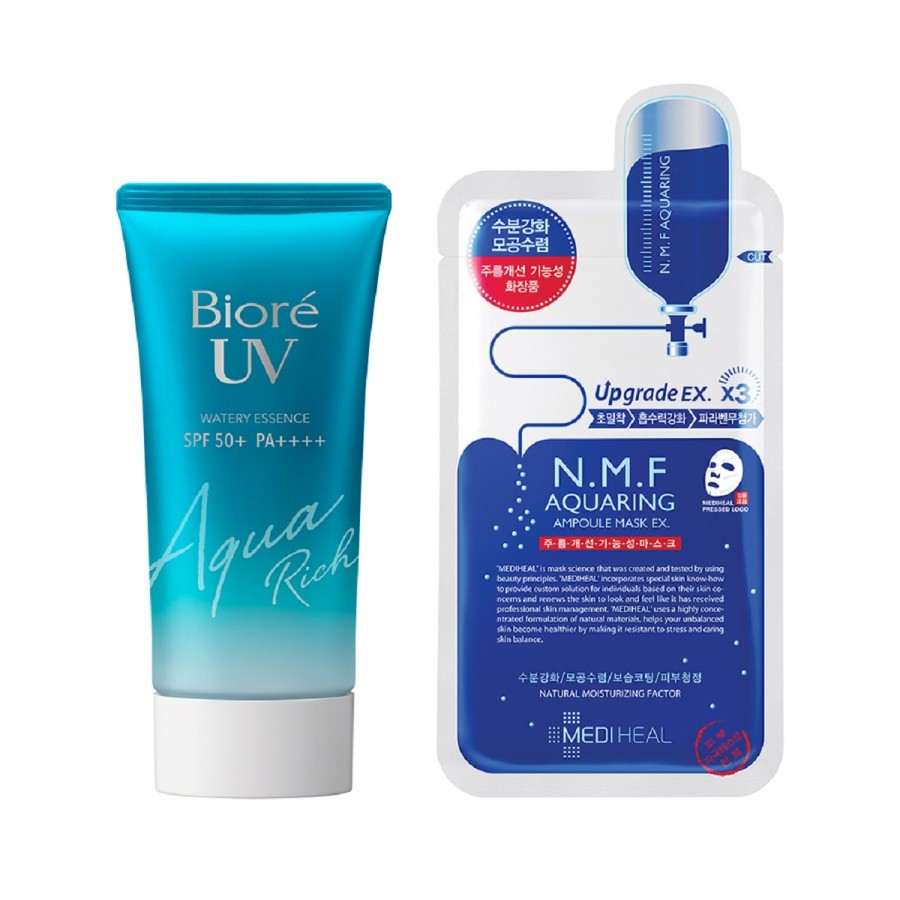 Biore x Mediheal - Hydrating Protection