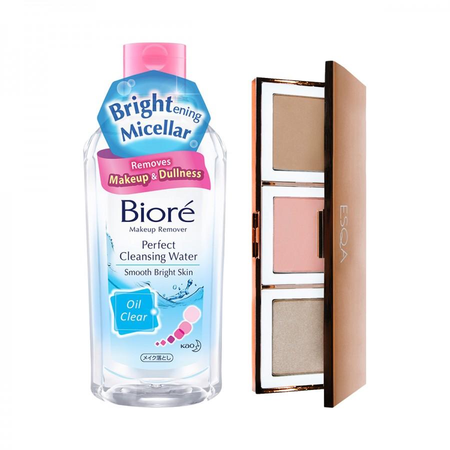 Biore x Esqa Cheek Kit - Soften Up