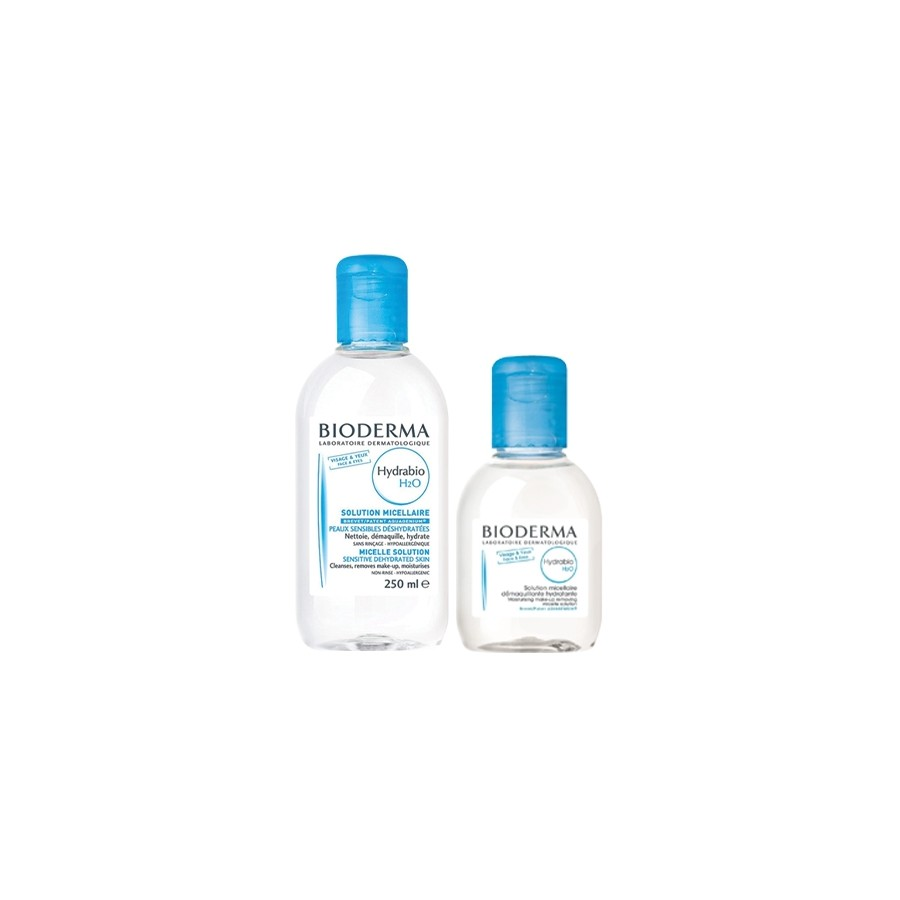 Hydrabio Double H2O Medium Pack