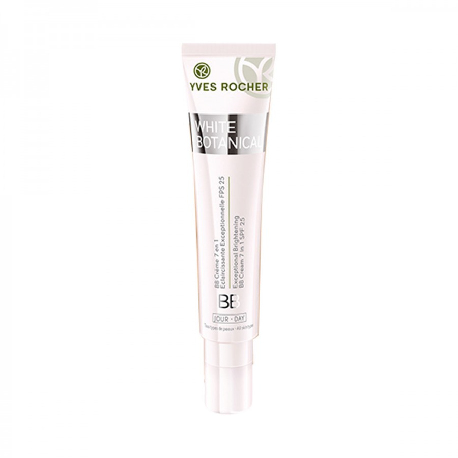 White Botanical 7 In 1 Bb Cream