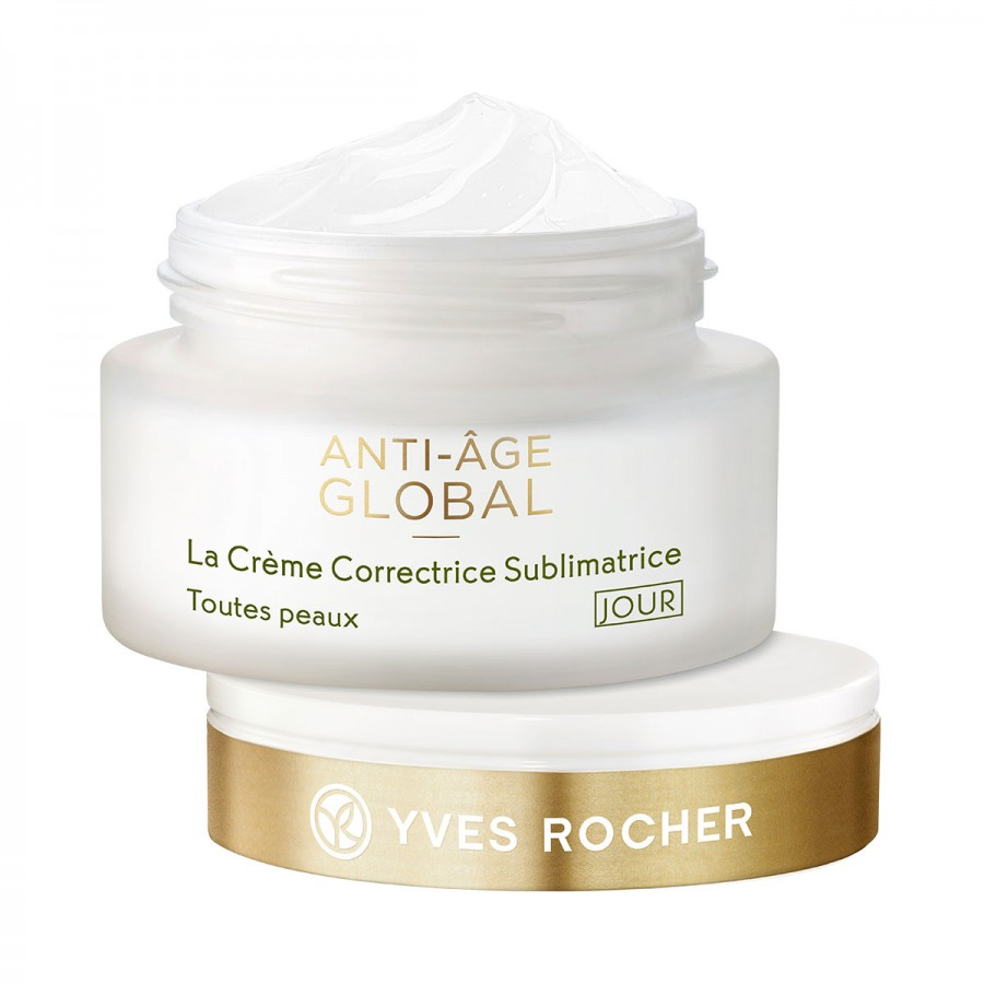 Anti-Age Global The Anti-Aging Beautifying Cream Day - All Skin Types