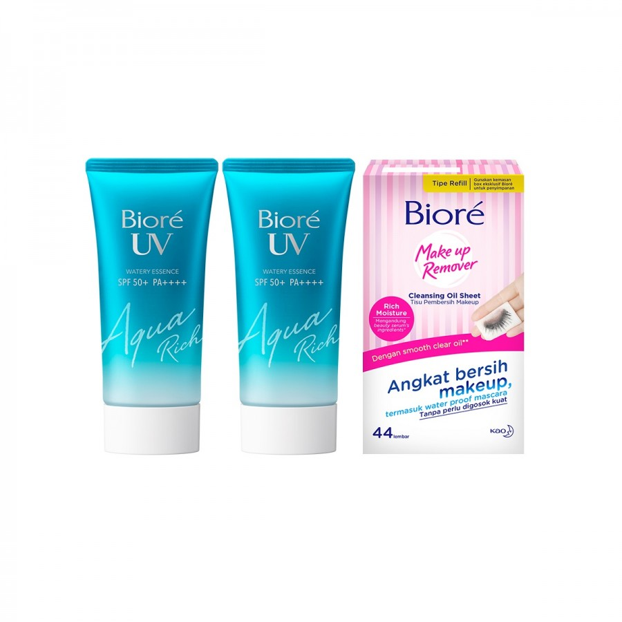 Biore UV Protection Kit