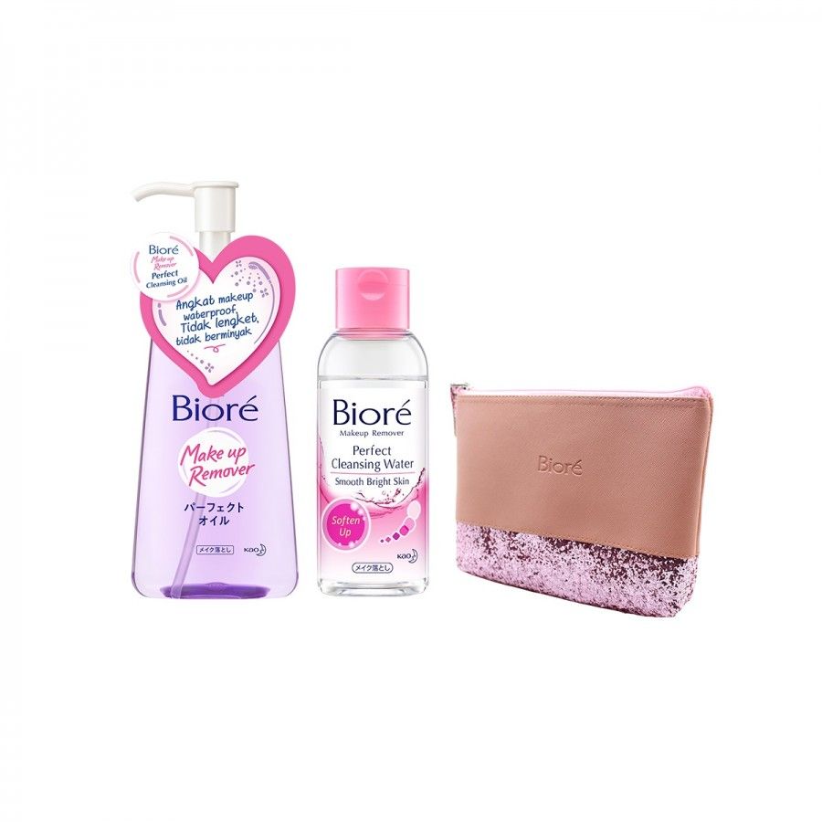 Biore Duo Cleansing Kit - Soften Up