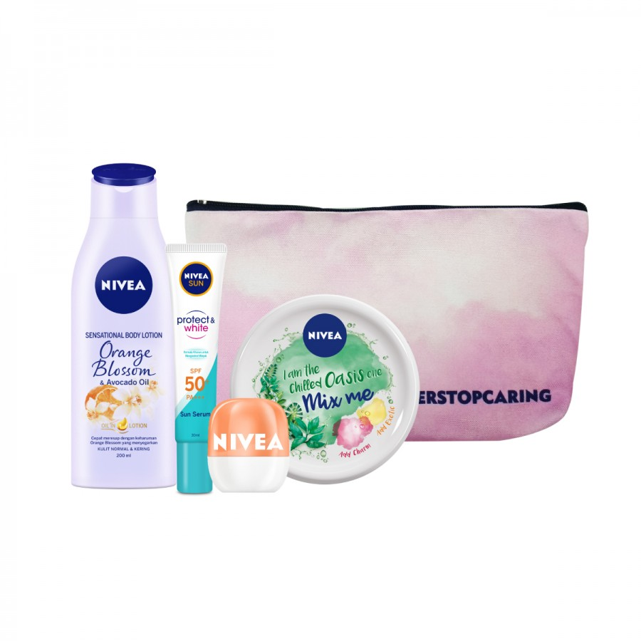 NIVEA SUMMER PACKAGE - Oil Control