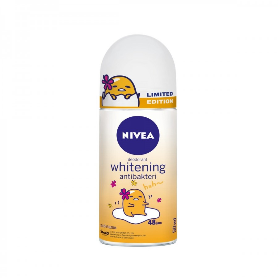Deodorant Roll On Extra White - Limited Sanrio