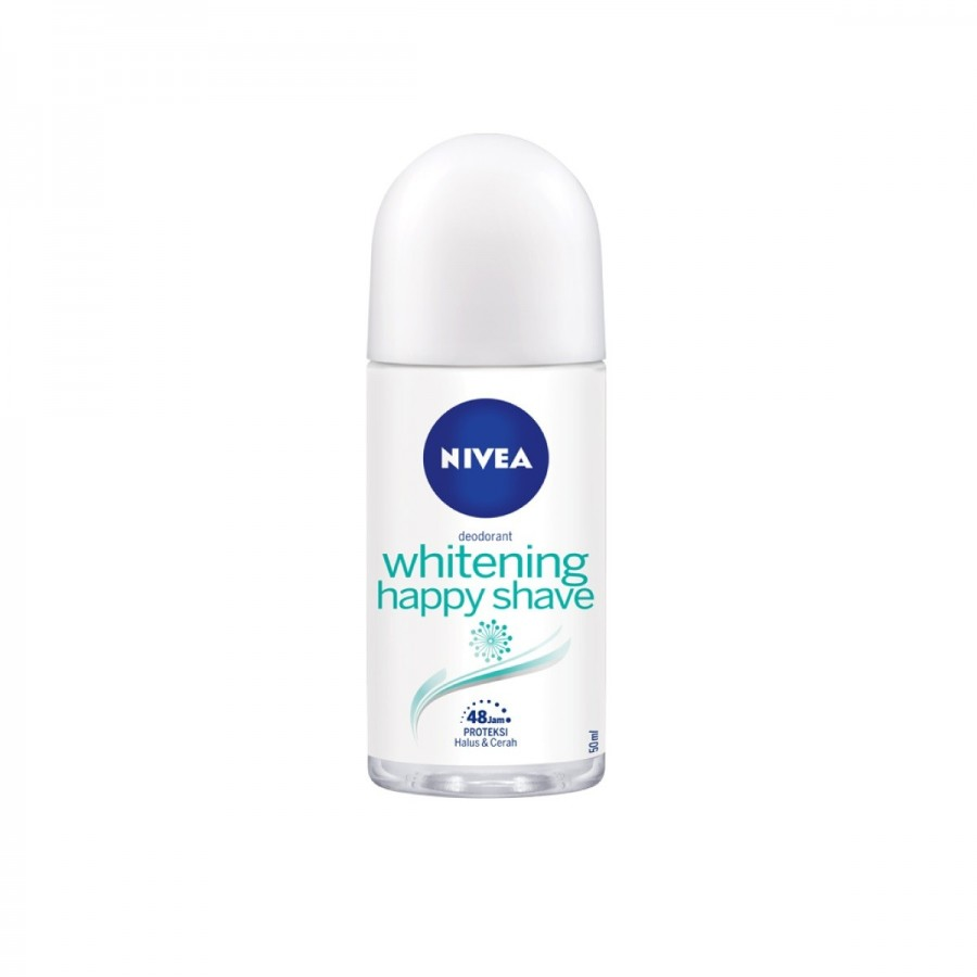 Deodorant Whitening Happy Shave Roll On