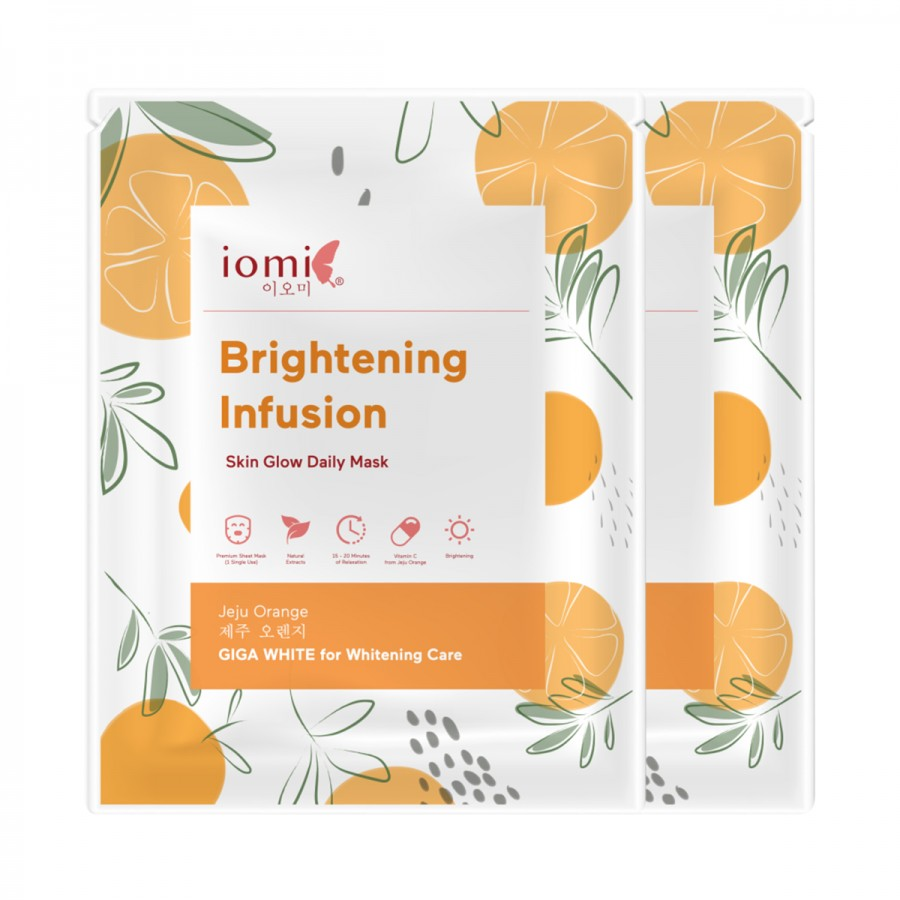 Duo Skin Glow Brightening Infusion