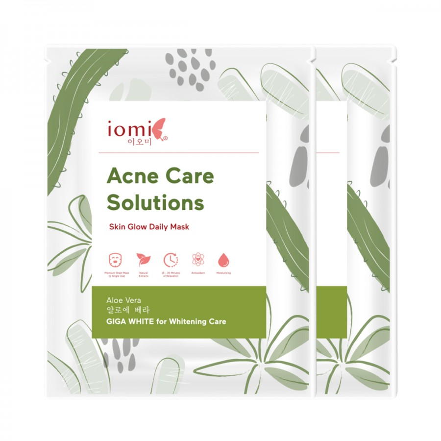 Duo Skin Glow Acne Care Solution