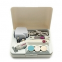 Manicure Set (TKD - C810) - White