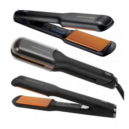 Glampalm Hair Straightener - GP 501 BL
