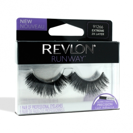 Revlon Lashes Runway Lashes Extreme 2x Layer