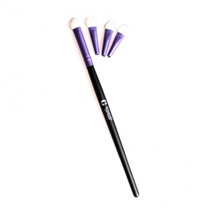 24 Sponge Eyeshadow Brush + Refill (3)