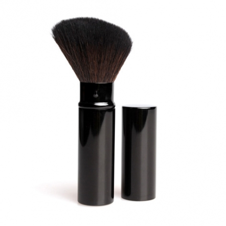 104K Skinny Angled Retractable Kabuki Brush