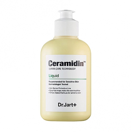 Dr Jart Ceramidin Cream Liquid