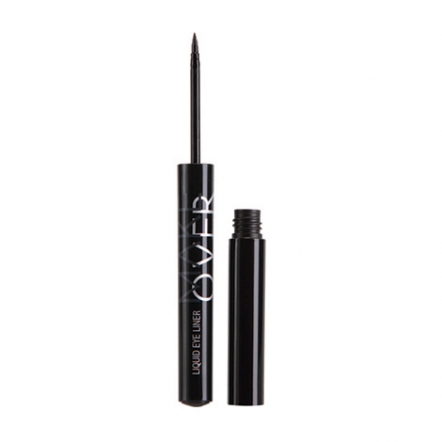 Make Over Eye Liner Liquid Black 1.7 ml