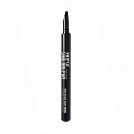 Liquid Eyeliners Triple Line Ink Pen - Ultra Black