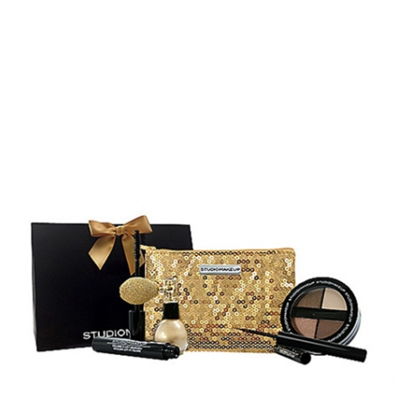 StudioMakeup Gold Rush Package