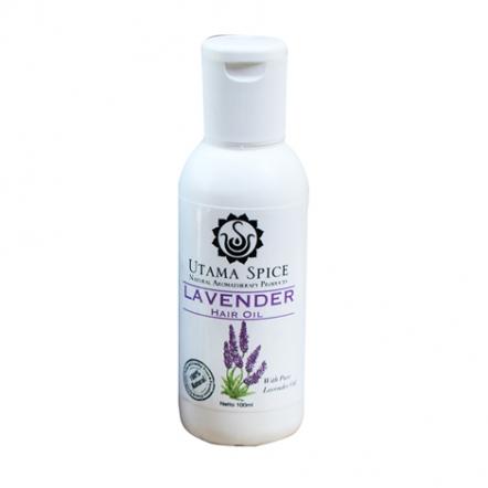 Hair Oil Lavender 100 ml